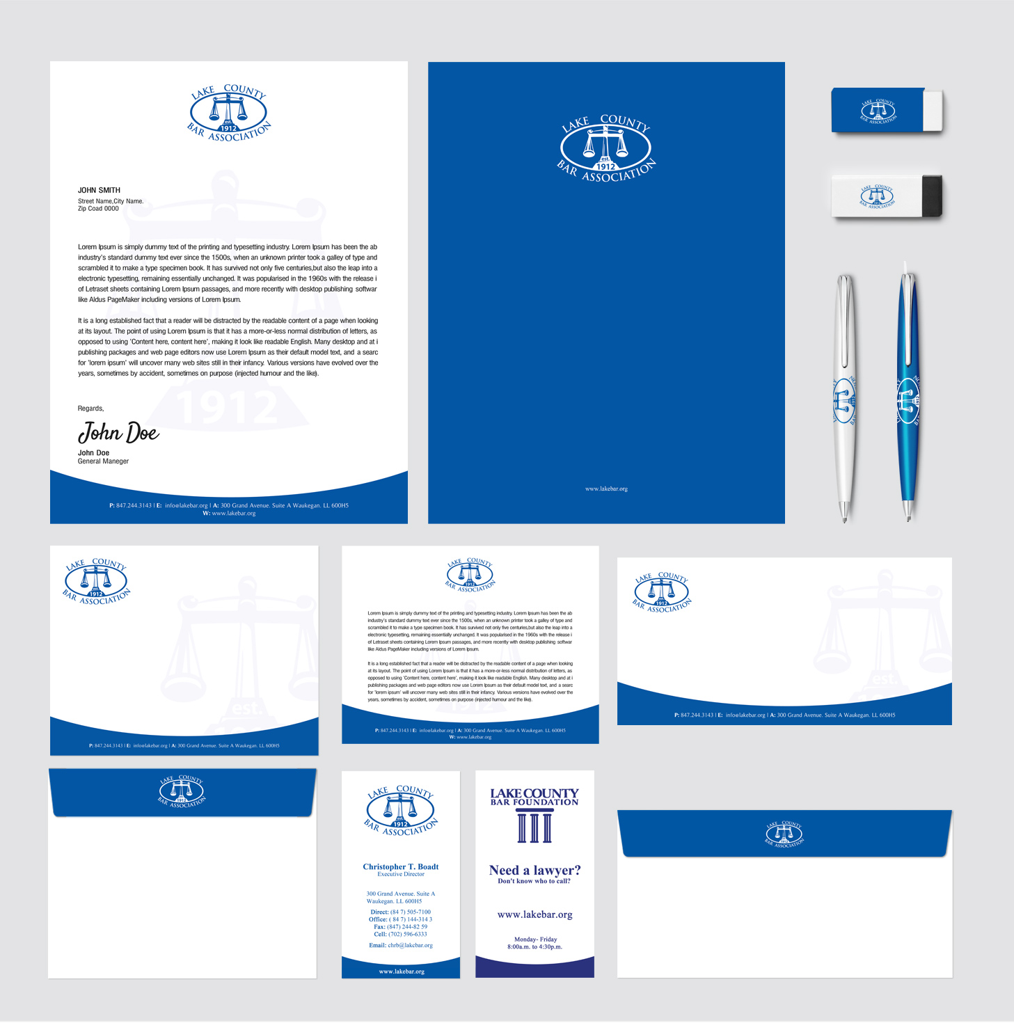 34 Serious Elegant Letterhead Designs for a business in United States