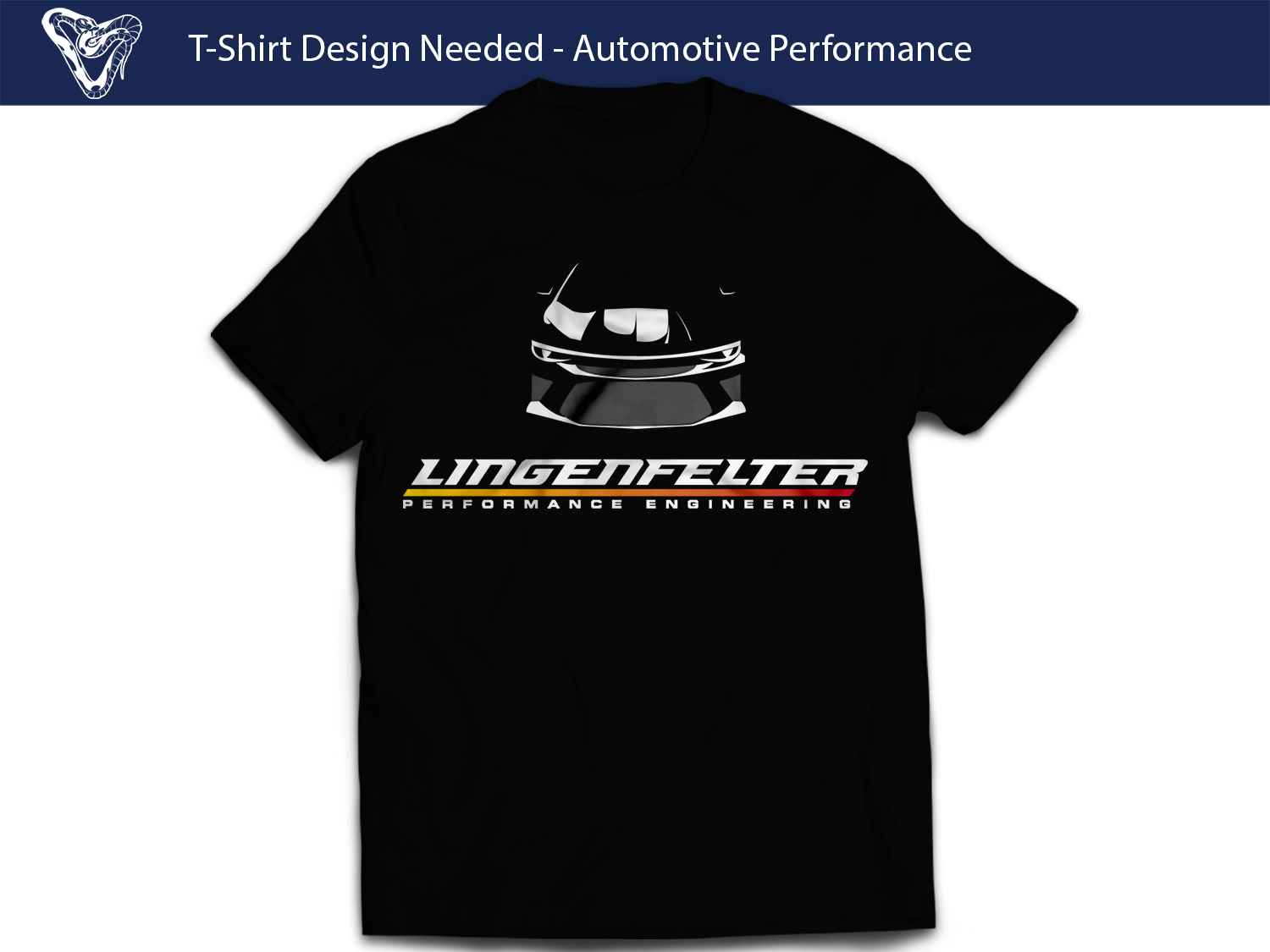 Shirt design needed - T Shirt Design By Shemet For T Shirt Design Needed Automotive Performance Company