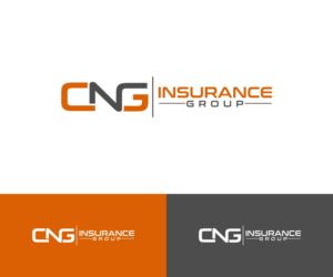 144 professional elegant insurance broker logo designs for cng logo design by jenny sciox Images