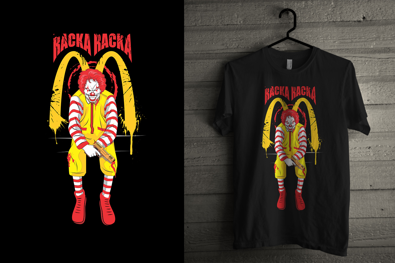 T shirt design youtube - T Shirt Design By Denuj For Rackaracka Large Youtube Channel Needs T Shirt