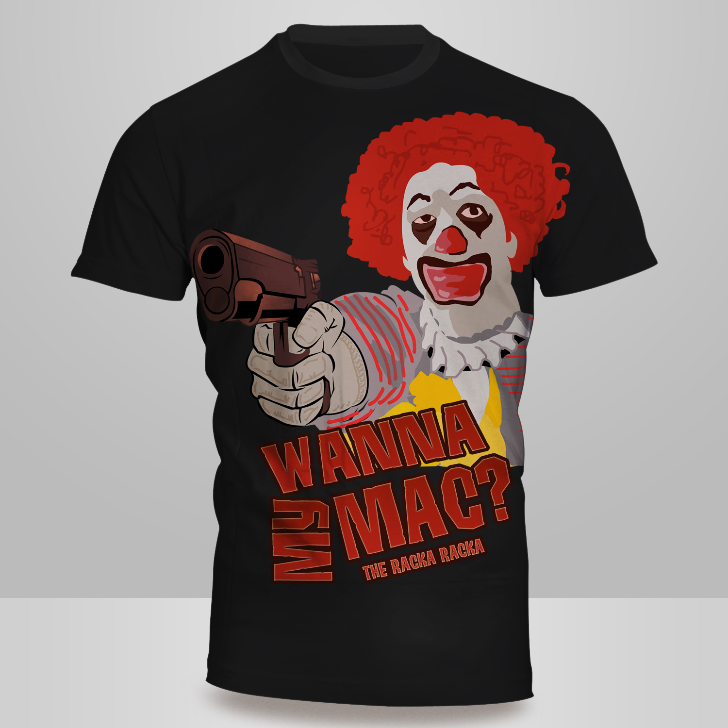 Design t shirt youtube - T Shirt Design By Kero For Rackaracka Large Youtube Channel Needs T Shirt