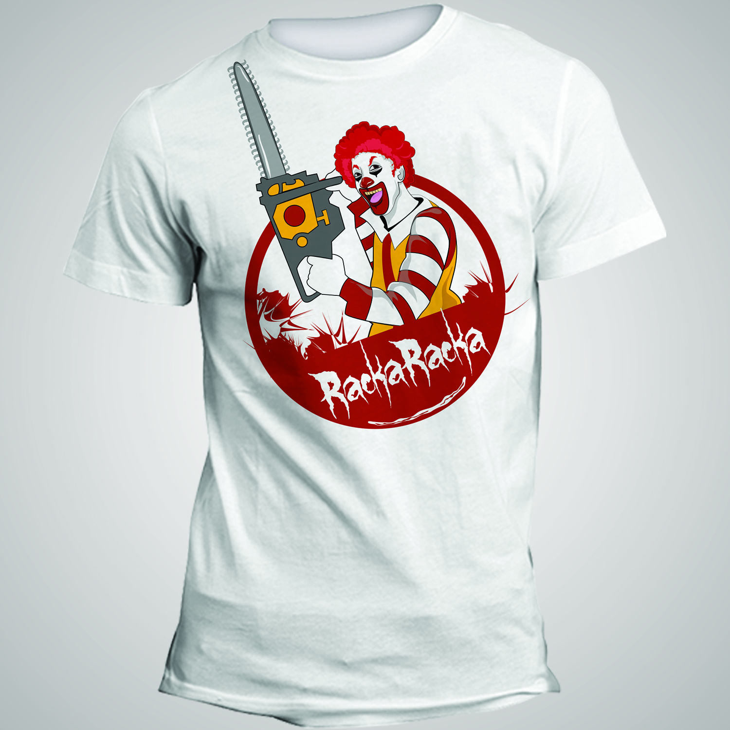 Design t shirt youtube - T Shirt Design By Sd Web For Rackaracka Large Youtube Channel Needs T