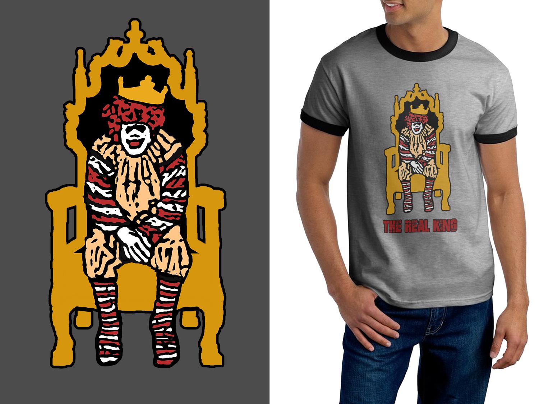 maj design Elegant, Playful, Youtube T shirt Design for RackaRacka by MAJ  maj design