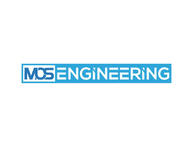 Serious Modern Oil And Gas Logo Design For MOS ENGINEERING By