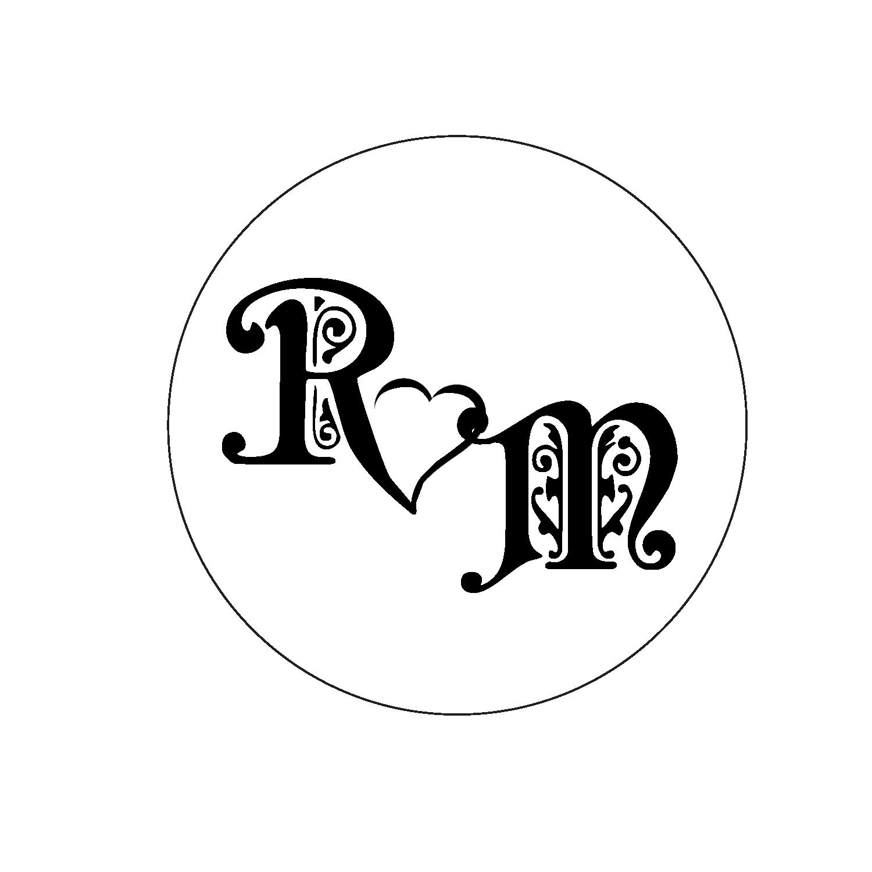 elegant upmarket wedding logo design for r m by sakthihsr95 design 12685555 elegant upmarket wedding logo design