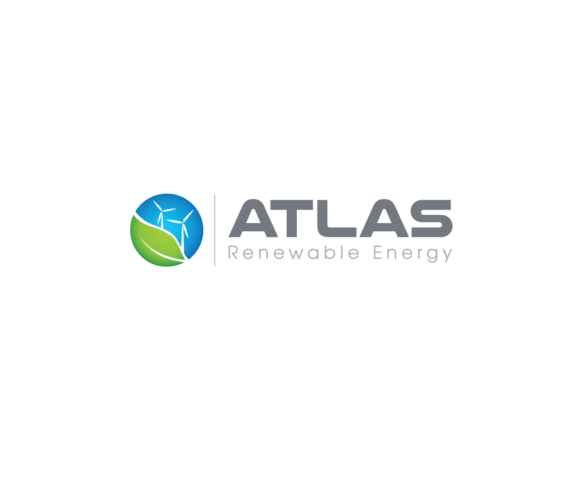 renewable energy logo  Modern, Bold, Solar Energy Logo Design for Atlas Renewable Energy by ...