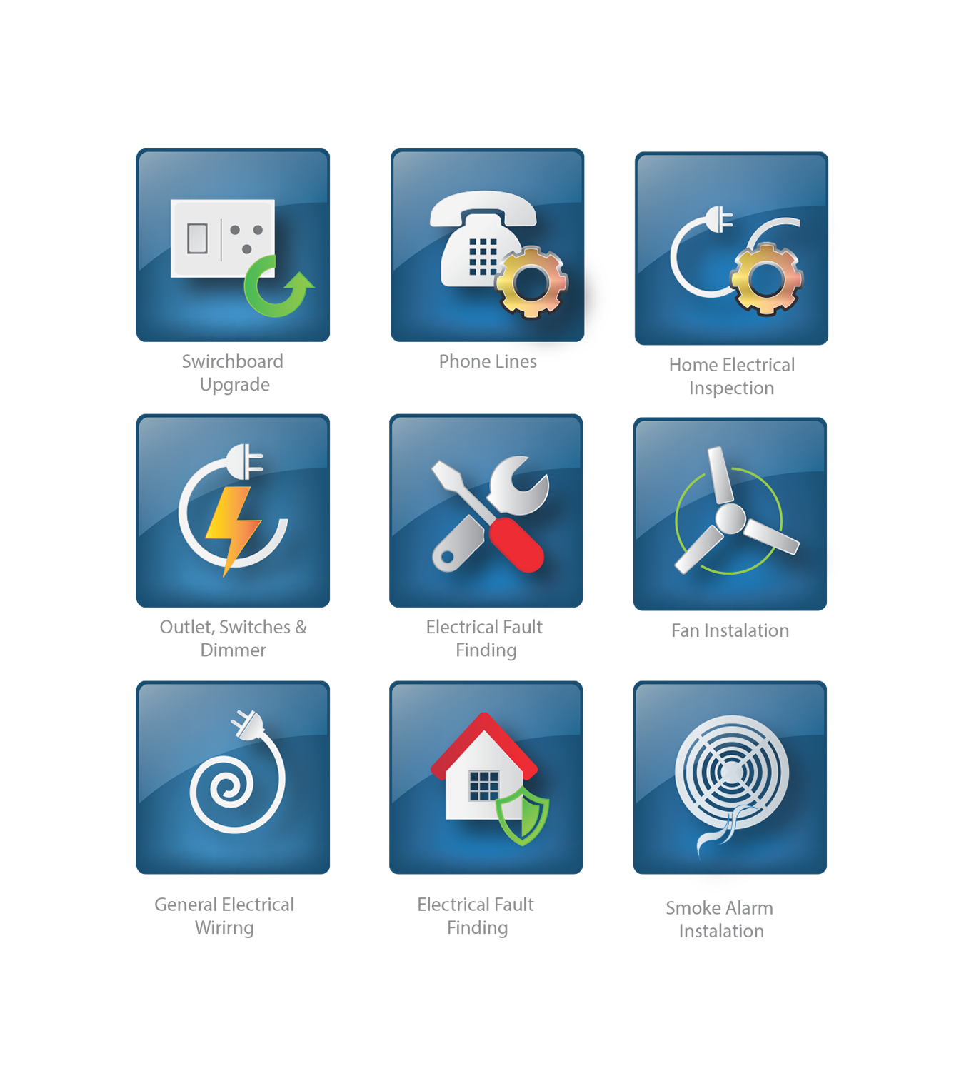 Icon Design By Nafizrahat For This Project