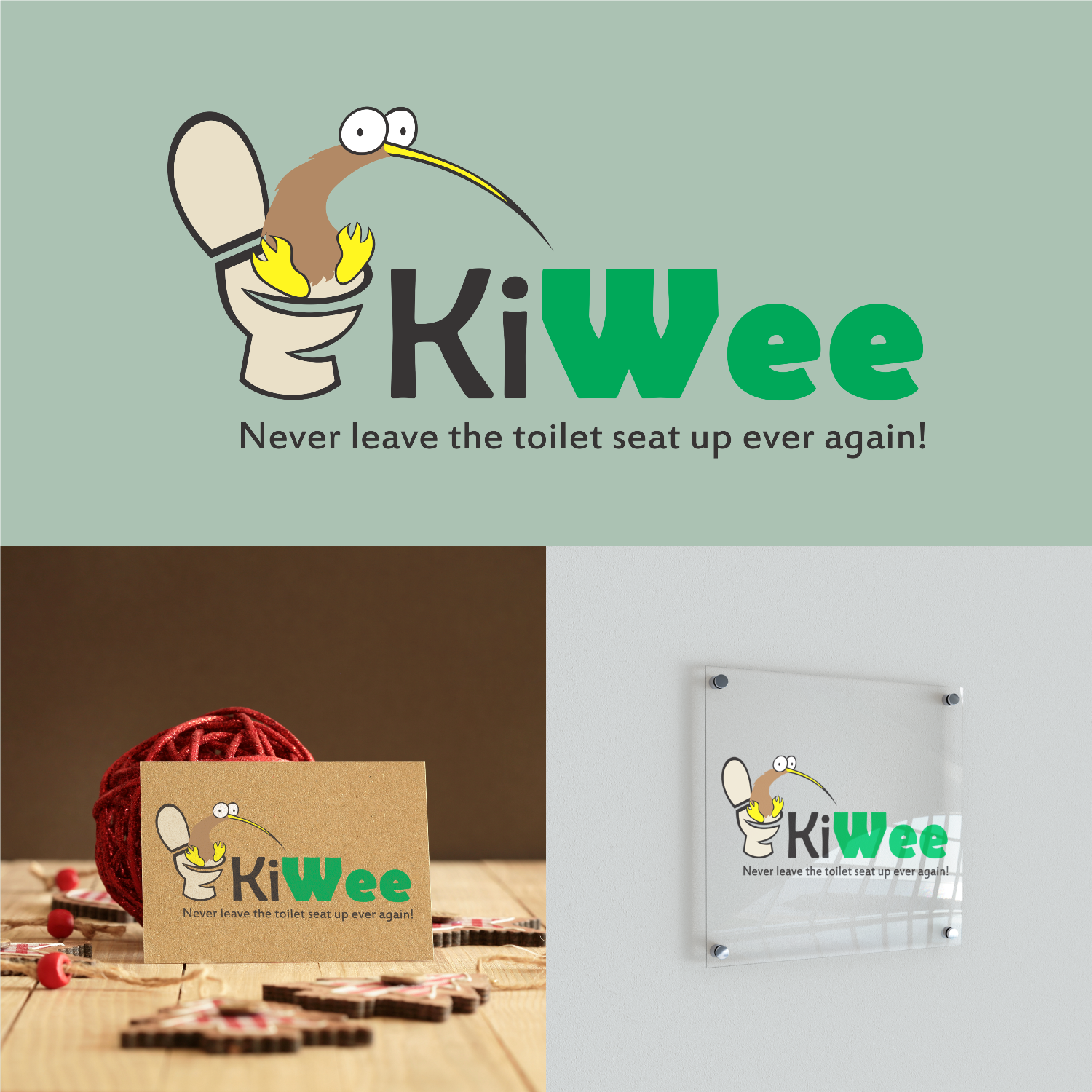 Personable, Colorful, It Company Logo Design for KiWee - Never leave ...