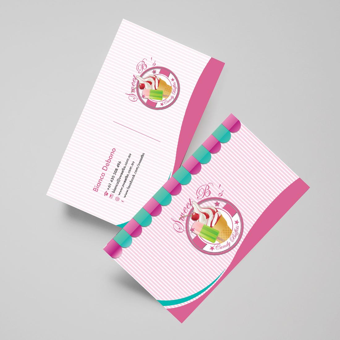 Playful modern business business card design for kathleen noonan t business card design by gtools for kathleen noonan tas lafemme tours design colourmoves