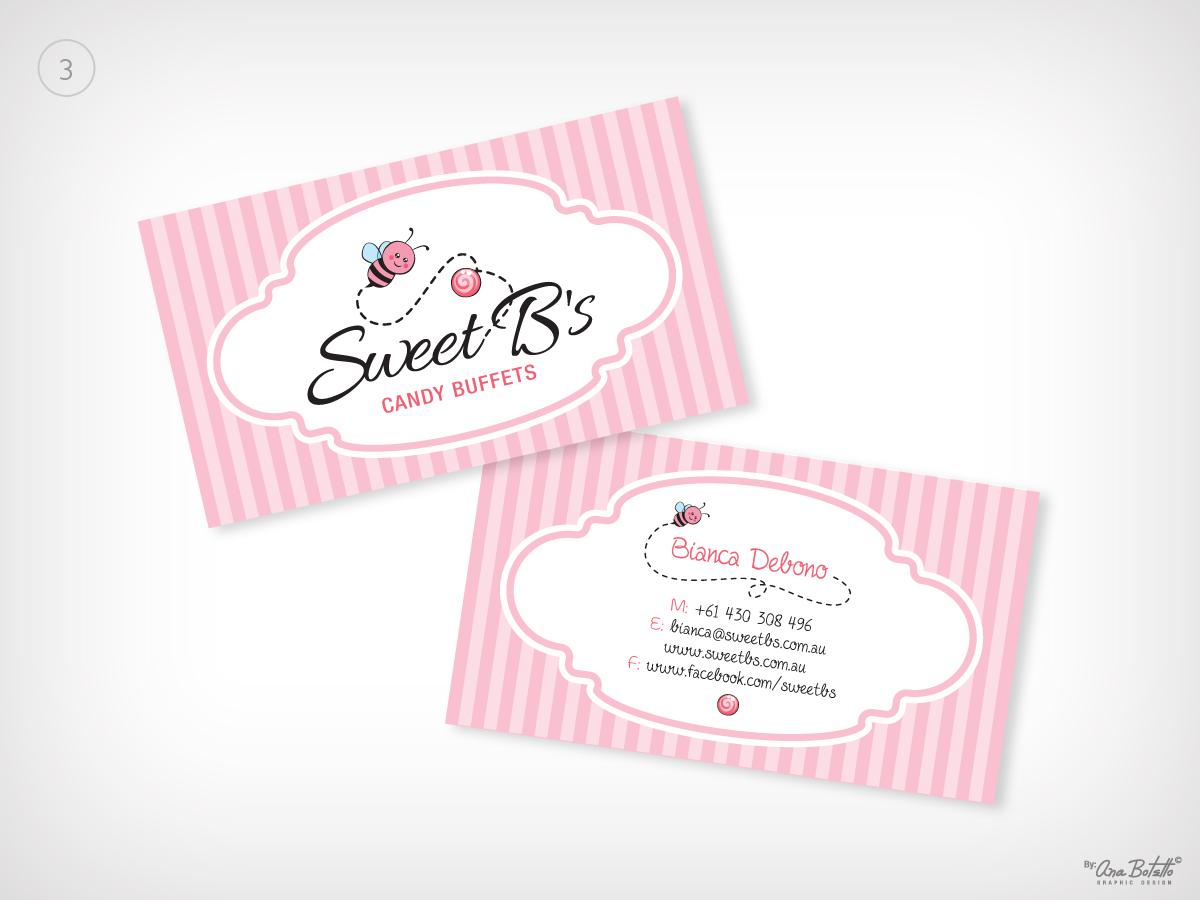 Playful Modern Business Business Card Design For Kathleen Noonan T