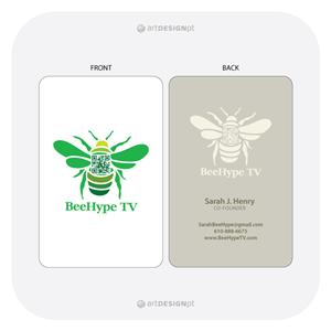 Business Card Design job – Business Card Design Project – Winning design by artdesignpt