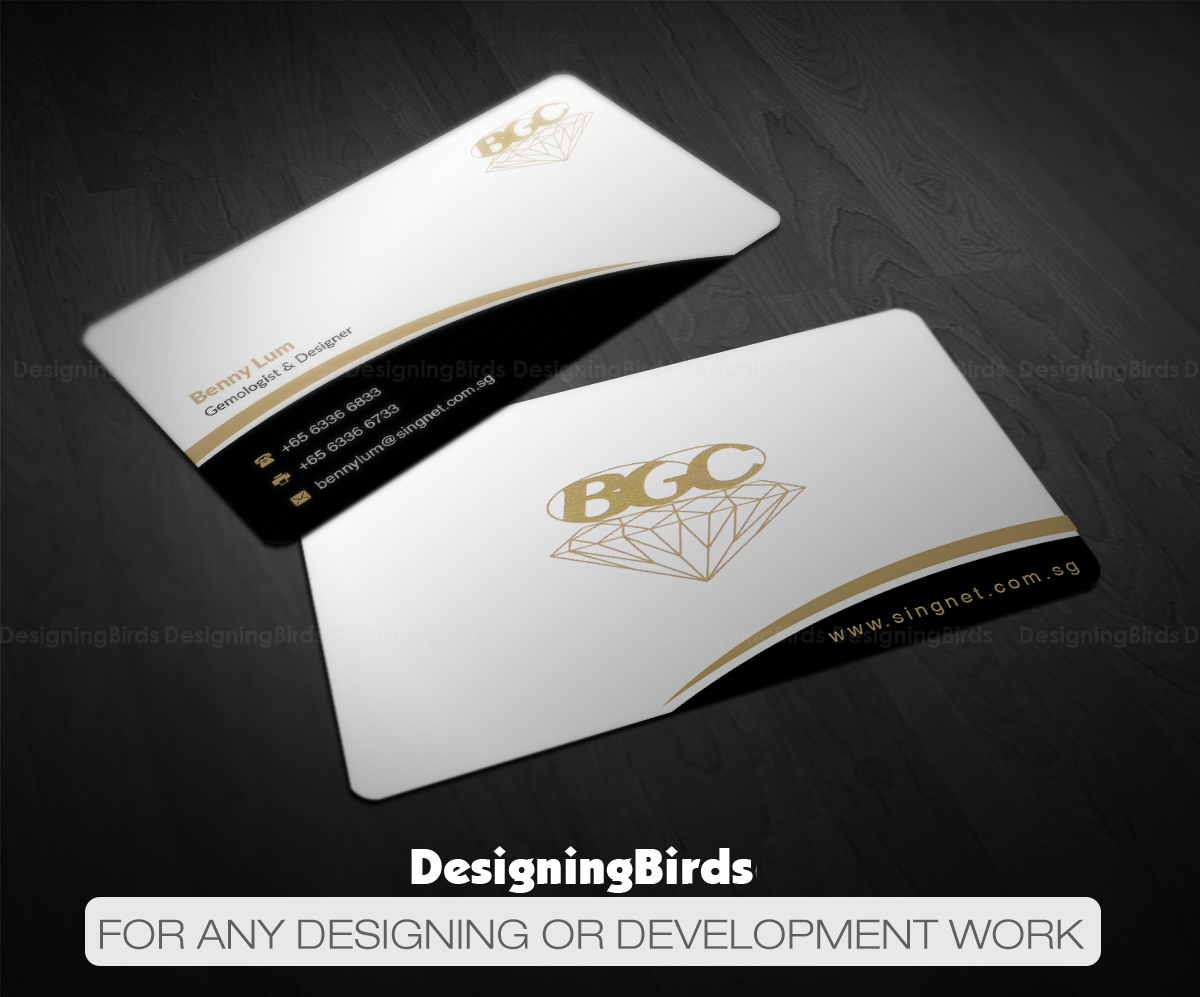 professional upmarket business card design for isabelle by