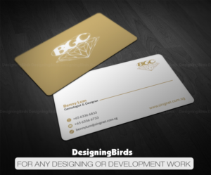 30 professional business card designs jewelry store business card business card design by designing birds for this project design 12647542 reheart Gallery