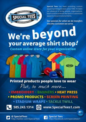 Custom Printing Flyer Designs