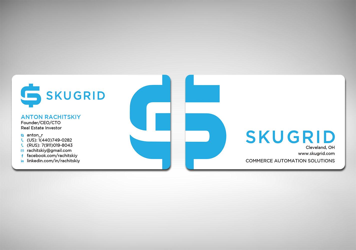 Elegant playful real estate business card design for discount business card design by design xeneration for discount cabin international design 12667696 colourmoves