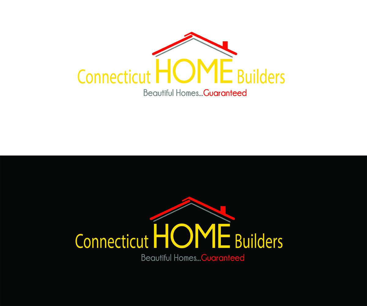 Upmarket serio building dise o de logo for connecticut for Connecticut home builders