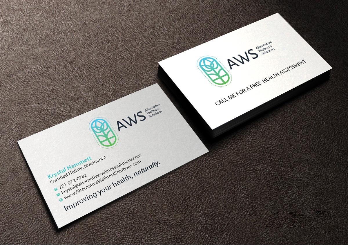 Modern, Upmarket, Business Business Card Design for Alternative ...