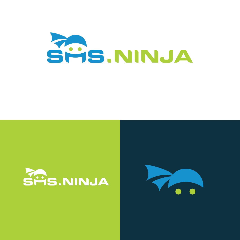 Bold Professional Marketing Logo Design For Sms Ninja By Pixelbox Design 12707554