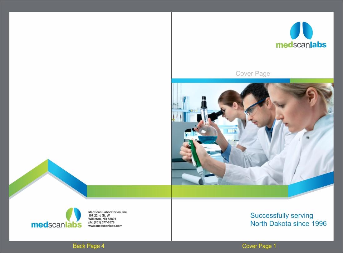 medical brochure designs