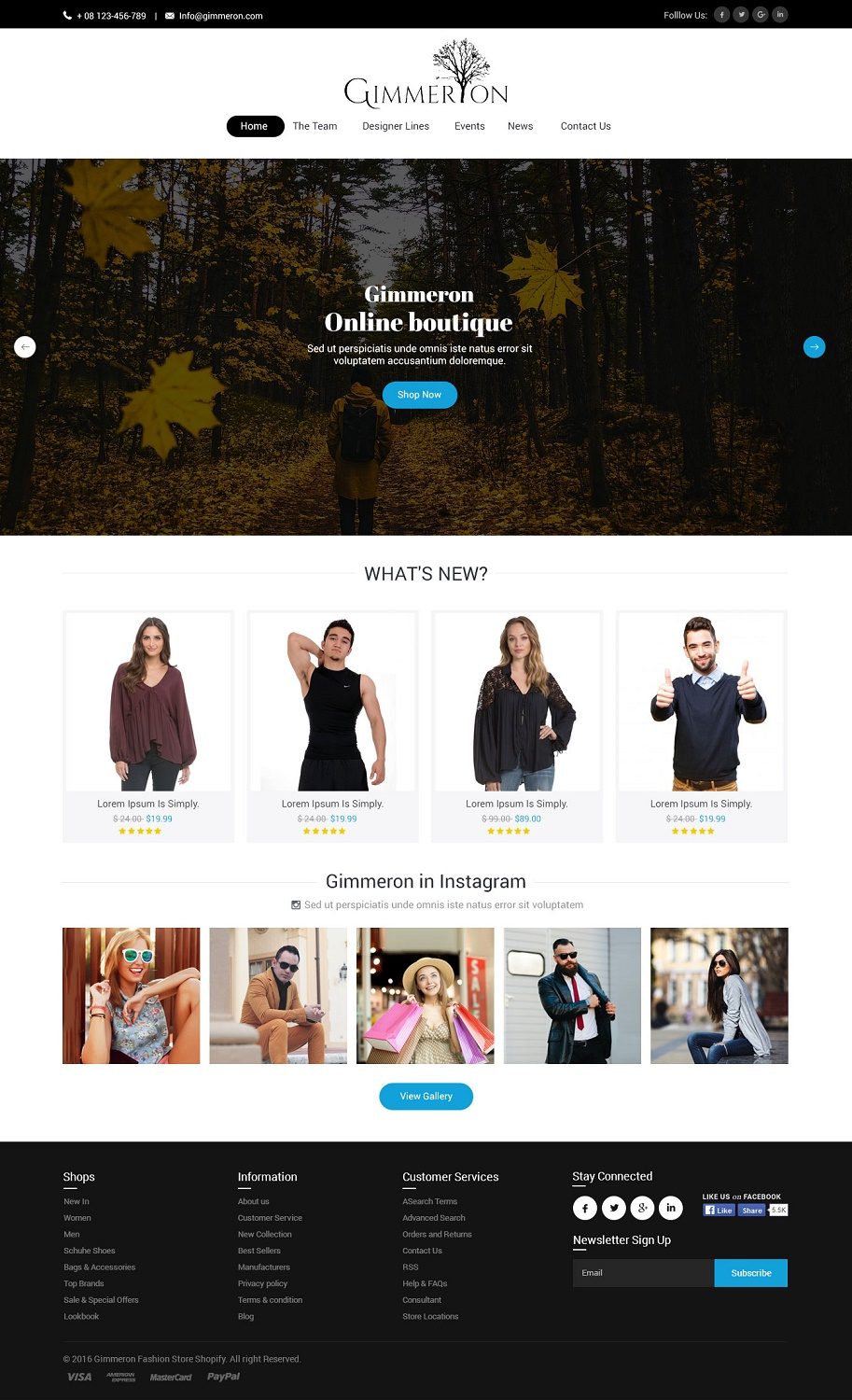 Elegant Playful Fashion Web Design For A Company By Zxsolutions Design 12848108