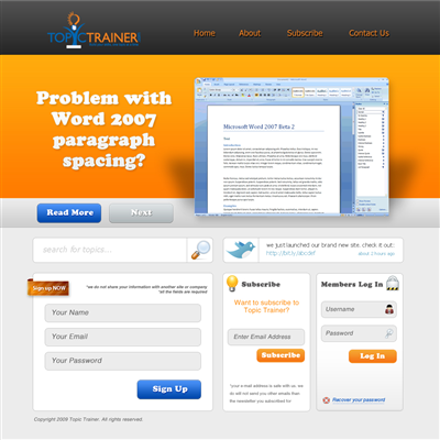 Innovative Website Design 30123