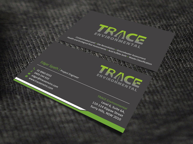 Unusual Environmental Business Cards Photos - Business Card Ideas ...