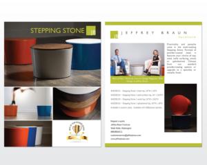 furniture flyer design