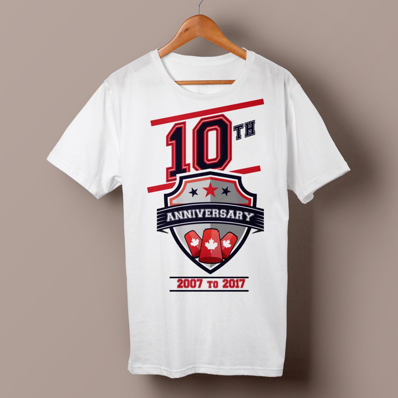 Shirt design canada - Modern Bold T Shirt Design For Company In Canada Design 12790504