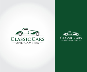 Traditional, Upmarket, Business Logo Design for Classic Cars and