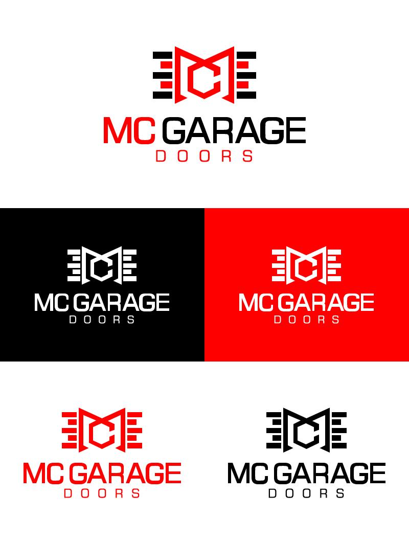 Conservative Serious Home And Garden Logo Design For Mc Garage