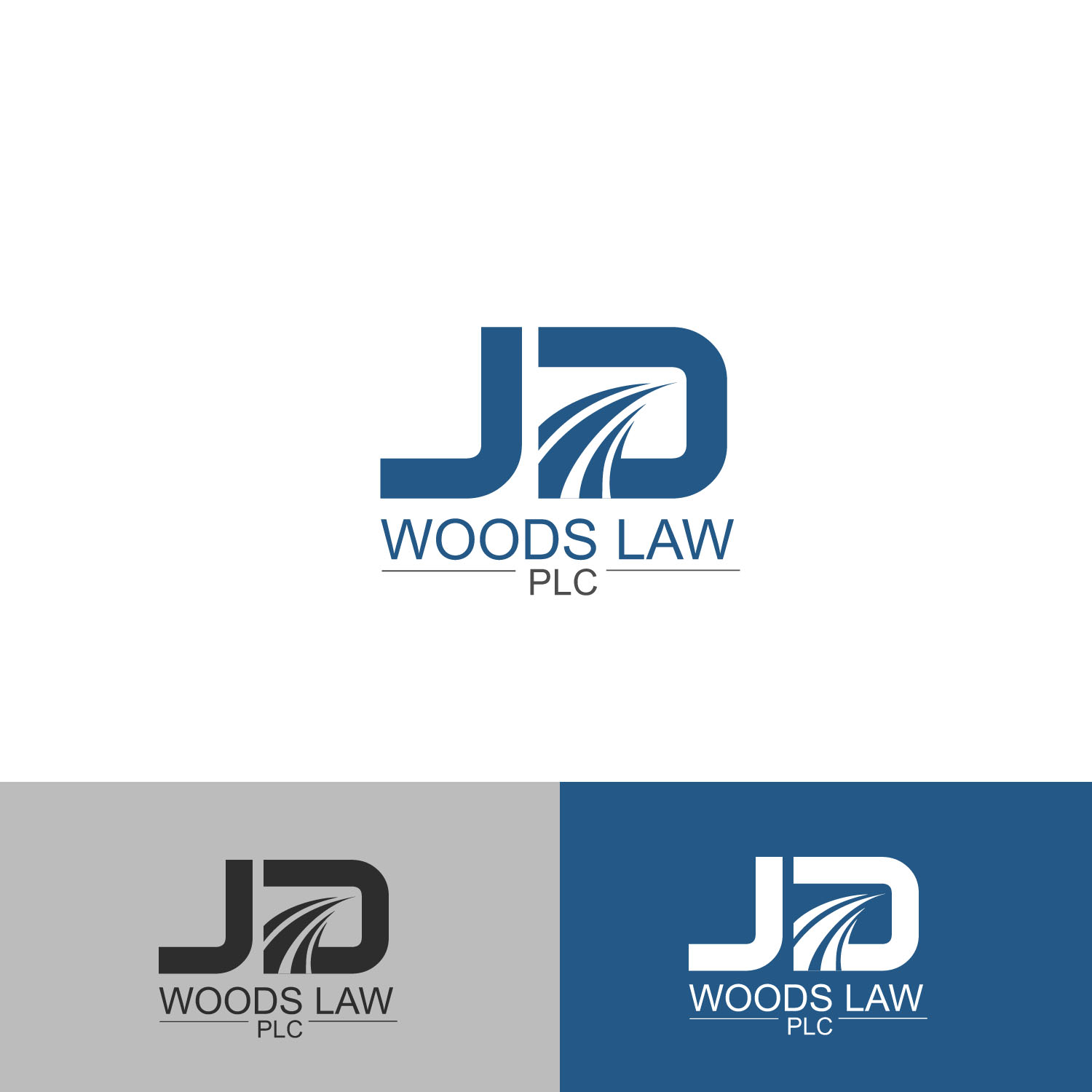 serious professional law firm logo design for jd woods law plc by art creators design 12841457 designcrowd