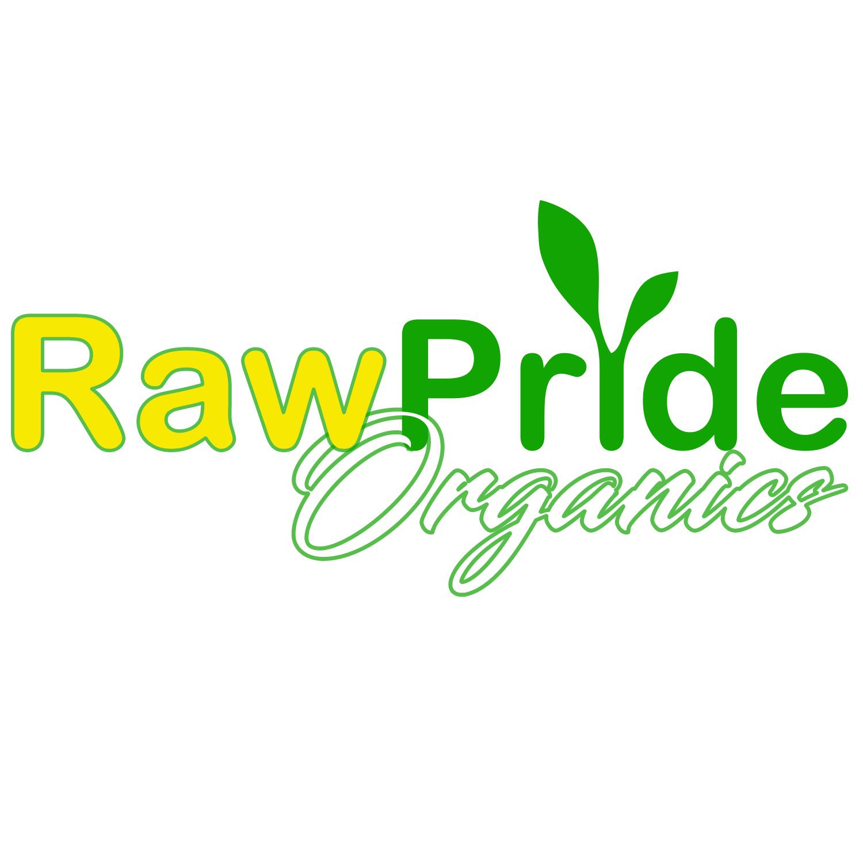 Bold, Modern, Farming Logo Design For Raw Pride Organics