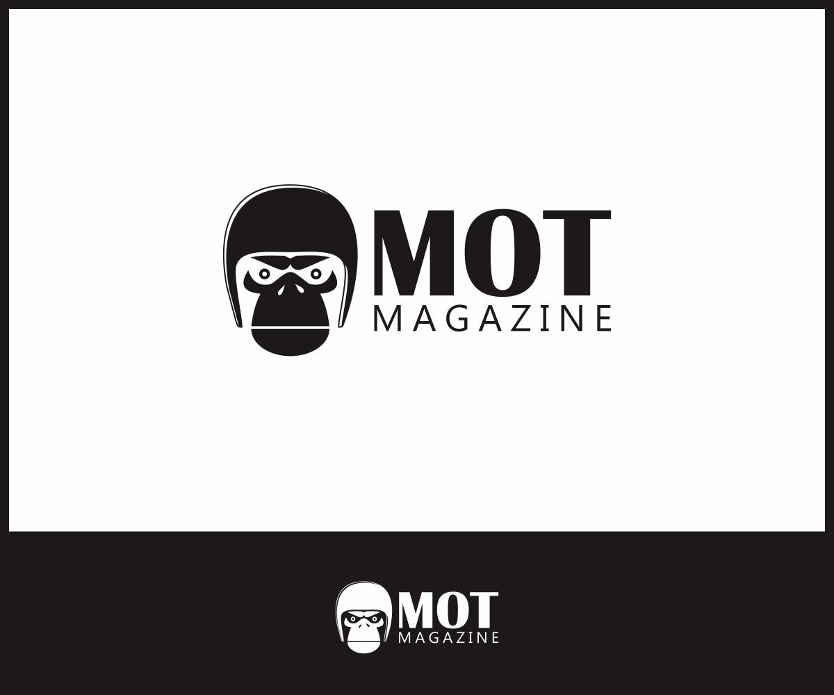 Elegant Modern Logo Design Job Logo Brief For Mot Magazine