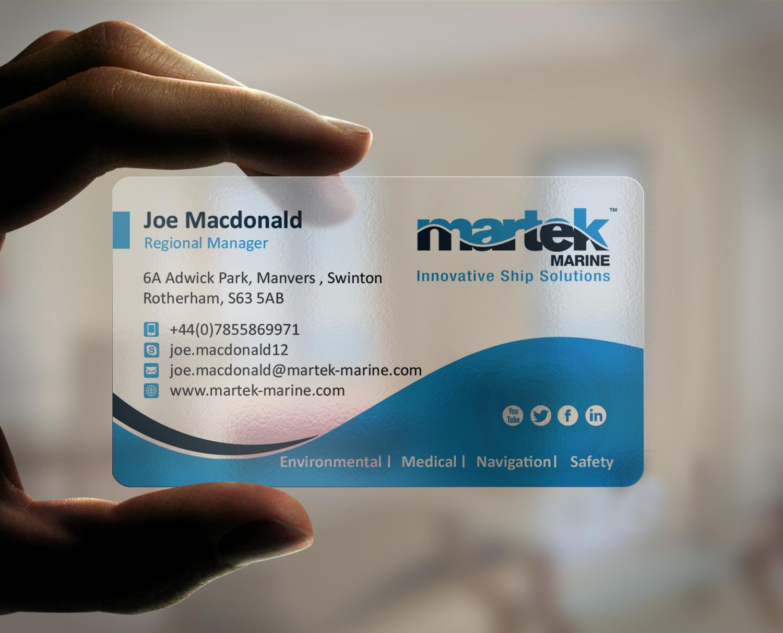 216 elegant business card designs business business card design business card design by nuhanenterprise for martek marine design 12867723 colourmoves