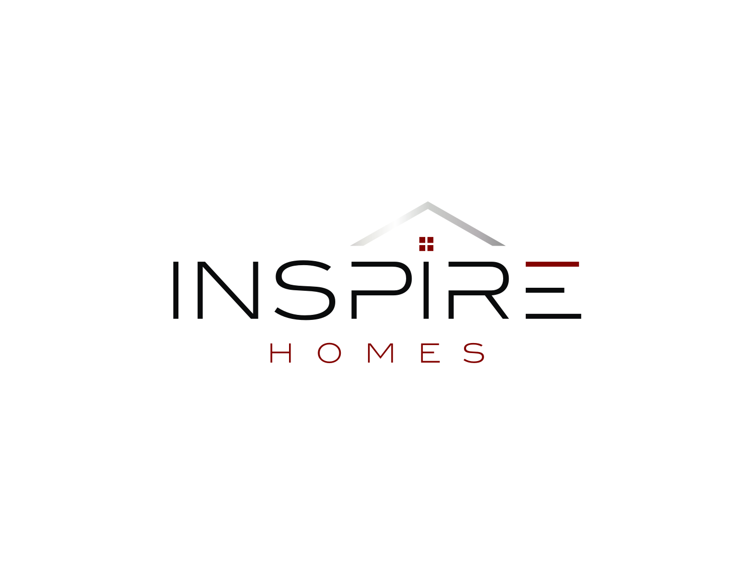 Playful, Modern, Home Builder Logo Design for Inspire Homes by R16 ...