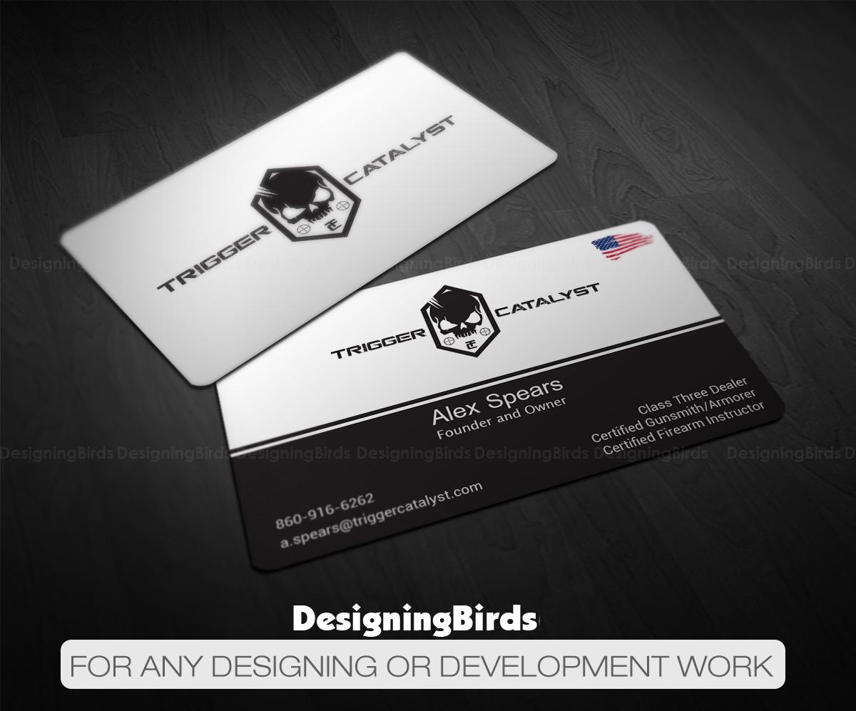 Awesome Gunsmith Business Cards Ideas - Business Card Ideas ...