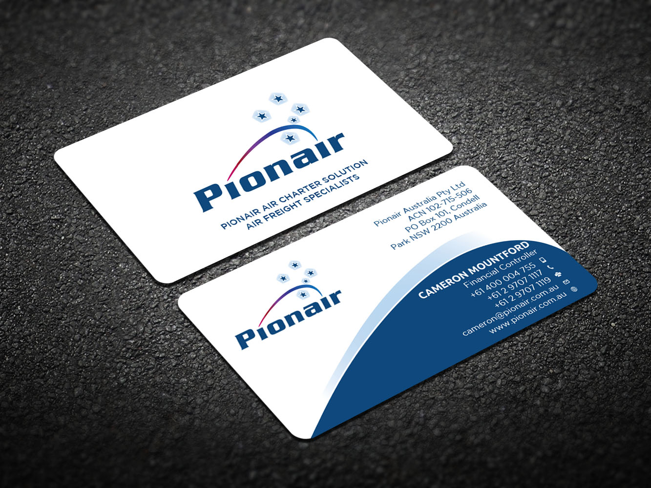 Elegant playful airlines business card design for a company by business card design by design xeneration for this project design 12831358 reheart Images