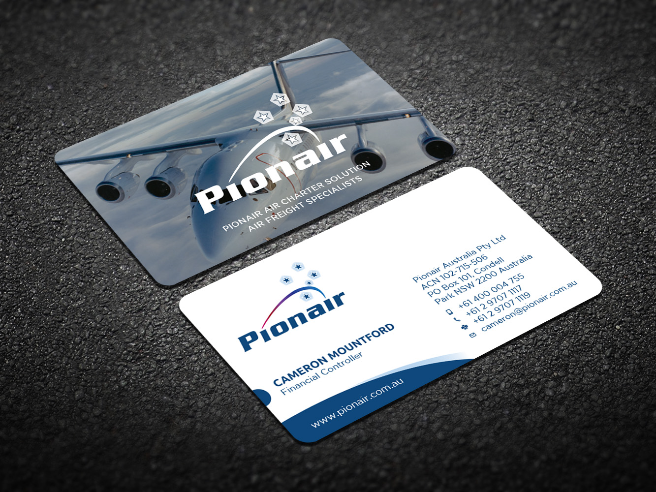 Elegant playful airlines business card design for a company by business card design by design xeneration for this project design 12831361 reheart Choice Image