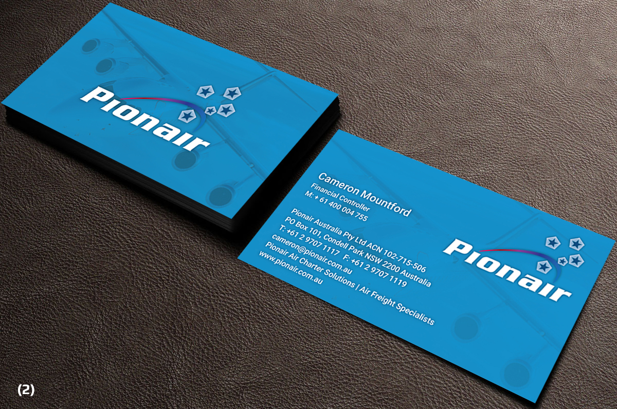 Elegant playful airlines business card design for a company by business card design by designanddevelopment for this project design 12787692 reheart Images