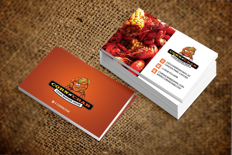Business Card Design by Sandaruwan | Design #12772362