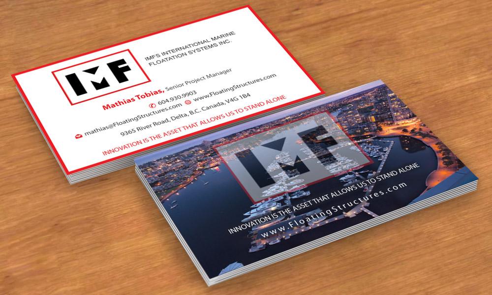 Upmarket, Playful, Business Business Card Design for International ...