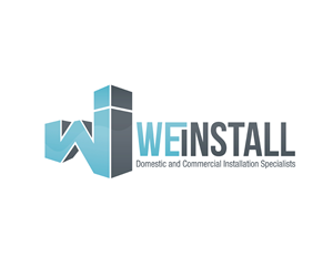 171 Serious Modern Business Logo Designs for We Install or WE ...