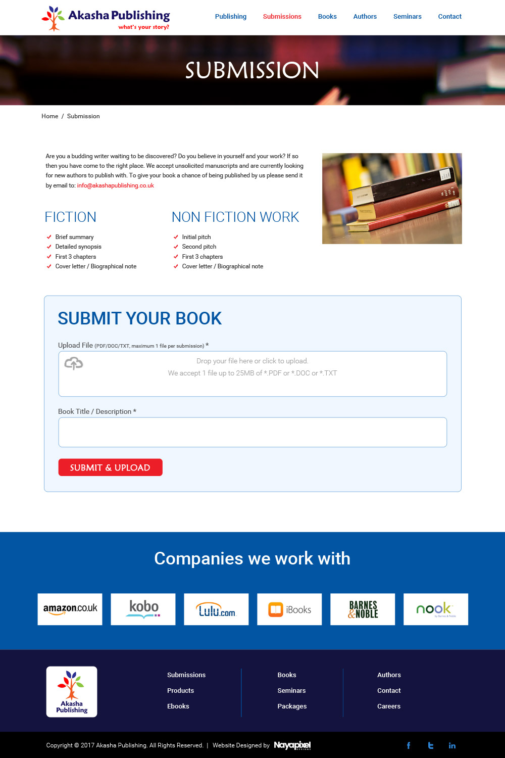 Serious professional book publisher web design for a company by serious professional book publisher web design for a company in united kingdom design 13108772 spiritdancerdesigns Image collections