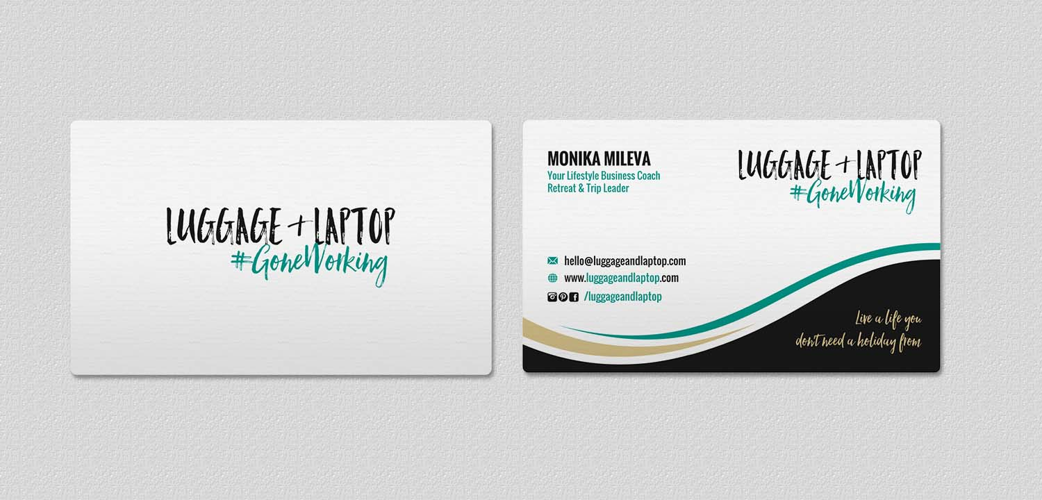 Elegant, Serious Business Card Design for Advanced Pet Sitting Pty ...