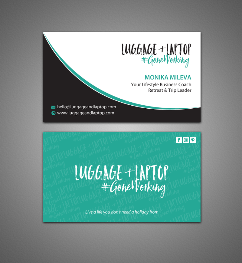 Elegant Serious Business Business Card Design For Advanced Pet