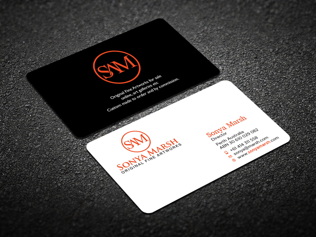 Business business card design for a company by design xeneration business business card design for a company in australia design 12833945 reheart Gallery