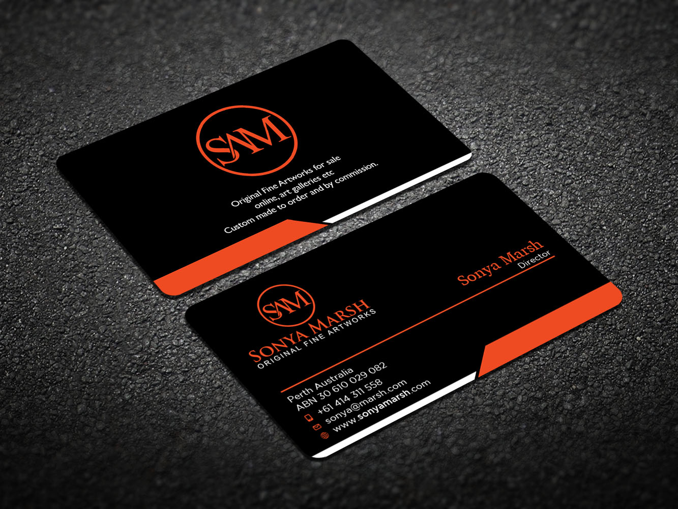 Business business card design for a company by design xeneration business business card design for a company in australia design 12833950 reheart Images