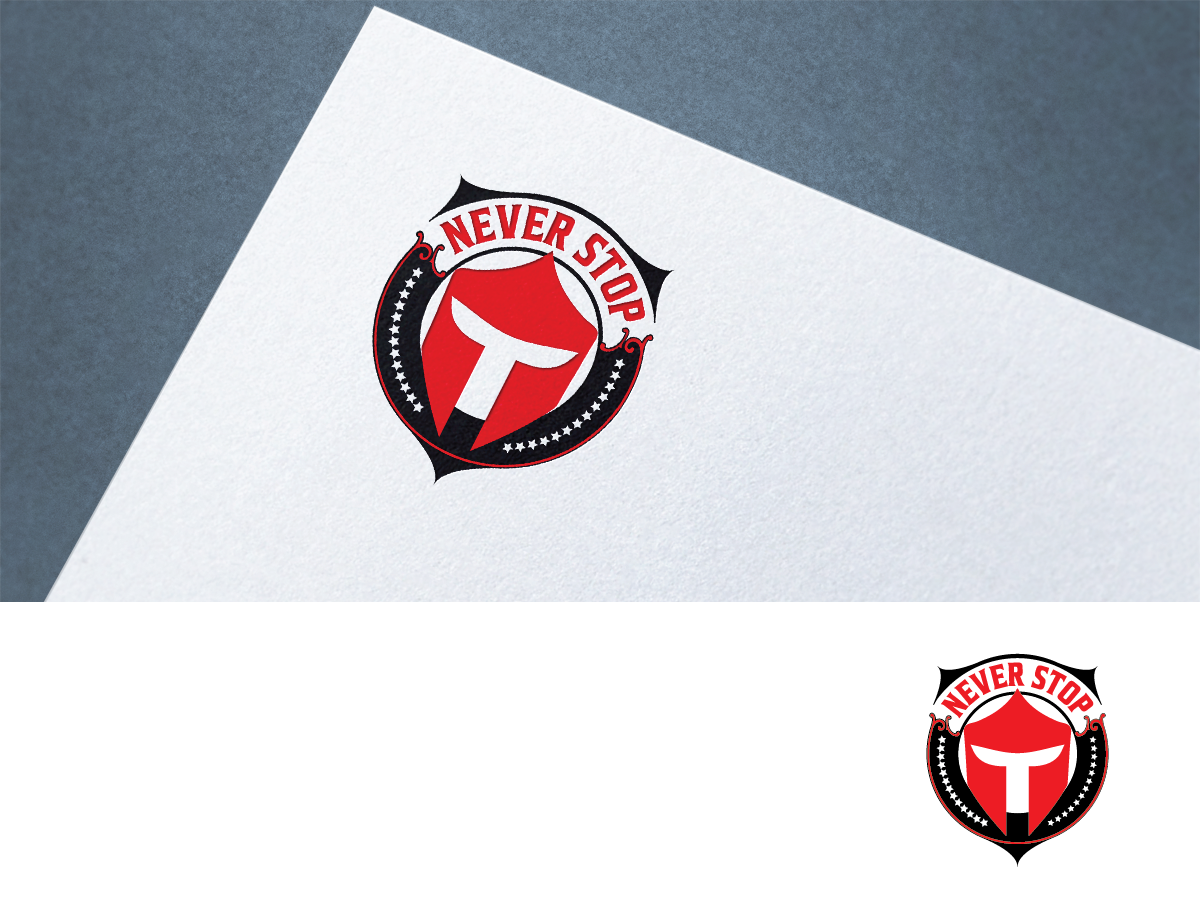 Modern Upmarket Logo Design For Hero Tribes Tag Line By Sinaglahi
