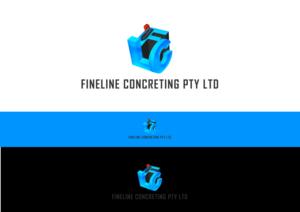 171 Modern Upmarket Concreter Logo Designs for ( FLC ) FINELINE ...
