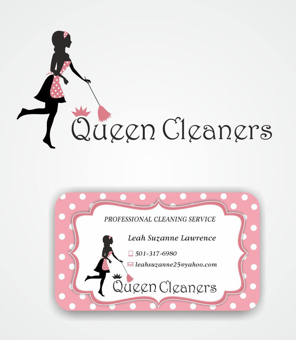 Masculine, Professional, Cleaning Service Business Card Design for ...